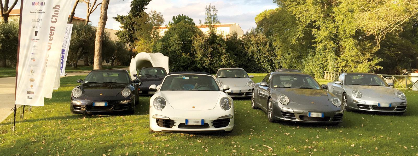 Porsche Sci Club