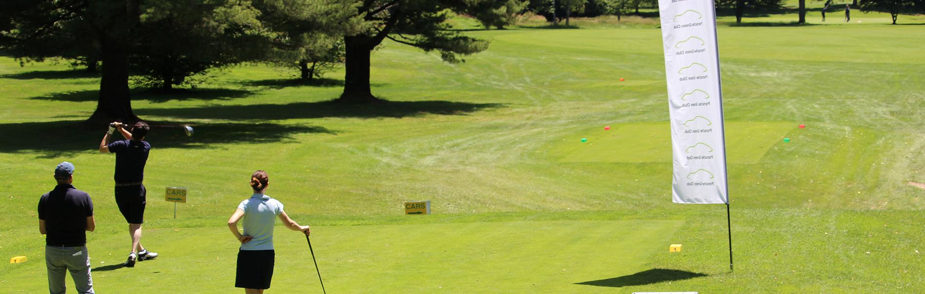 World Corporate Golf Challange